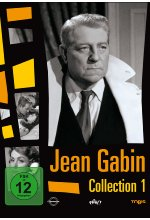 Jean Gabin Collection 1  [2 DVDs] DVD-Cover