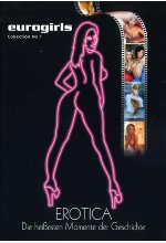 Eurogirls 1 - Erotica  [2 DVDs] DVD-Cover