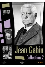 Jean Gabin Collection 2  [2 DVDs] DVD-Cover