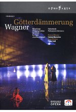 Richard Wagner - Götterdämmerung  [3 DVDs] DVD-Cover