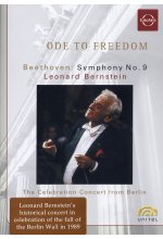 Beethoven - Symphony No.9/Leonard Bernstein DVD-Cover