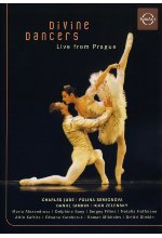 Divine Dancers - Live from Prague DVD-Cover