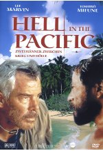 Hell in the Pacific DVD-Cover
