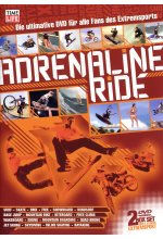 Adrenaline Ride  [2 DVDs] DVD-Cover