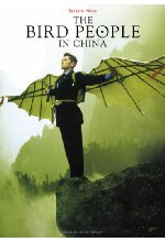 The Bird People in China DVD-Cover