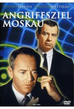 Angriffsziel Moskau DVD-Cover