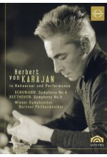 Karajan - In Rehearsal and Performance DVD-Cover