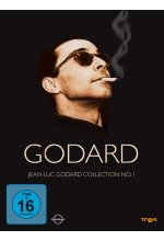 Jean-Luc Godard Collection No. 1  [3 DVDs] DVD-Cover