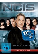 NCIS - Naval Criminal Investigate Service/Season 2.1  [3 DVDs] DVD-Cover
