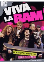 Viva La Bam - Season 4&5 - MTV  (OmU)  [3 DVDs] DVD-Cover