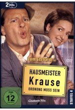 Hausmeister Krause - Staffel 4  [2 DVDs] DVD-Cover