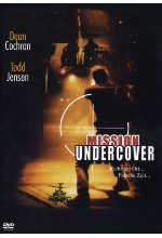 Mission Undercover DVD-Cover