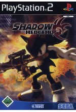 Sonic - Shadow the Hedgehog Cover