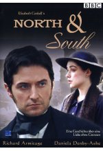 North & South  [2 DVDs] DVD-Cover