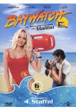 Baywatch - 4. Staffel  [6 DVDs] DVD-Cover
