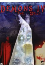 Demons 4 - The Sect DVD-Cover