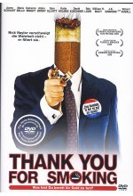 Thank You for Smoking DVD-Cover