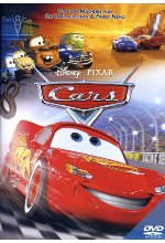 Cars DVD-Cover