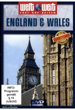 England & Wales - Weltweit DVD-Cover