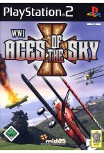 World War - Aces of the Sky Cover
