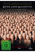 Being John Malkovich DVD-Cover