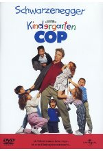 Kindergarten Cop DVD-Cover