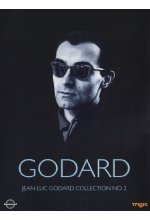 Jean-Luc Godard Collection No. 2  [2 DVDs] DVD-Cover