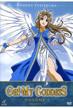 Oh! My Goddess - Die Serie Vol. 1/Episoden 01-05 DVD-Cover