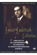 Ernst Lubitsch Collection  [6 DVDs] DVD-Cover