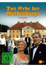 Das Erbe der Guldenburgs - Staffel 1  [4 DVDs] DVD-Cover
