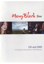 Mary Black - Live  (+ CD) DVD-Cover