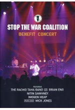 Stop the War Coalition - Benefit Concert DVD-Cover