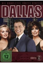 Dallas - Staffel 5  [7 DVDs] DVD-Cover