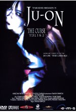 Ju-on: The Curse - Teil 1+2 DVD-Cover
