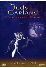Judy Garland - The Judy Garland Christmas Show DVD-Cover