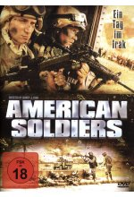 American Soldiers - Ein Tag im Irak DVD-Cover