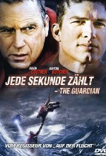 Jede Sekunde zählt - The Guardian DVD-Cover