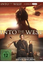 Into The West  [4 DVDs] DVD-Cover
