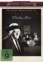 Miss Marple - Mörder Ahoi! DVD-Cover