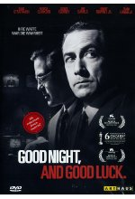 Good Night, and Good Luck. DVD-Cover