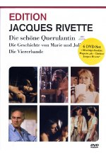 Jacques Rivette Edition  [6 DVDs] DVD-Cover