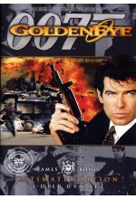 James Bond - Goldeneye  [UE] [2 DVDs] DVD-Cover