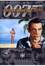 James Bond - Jagt Dr. No  [UE] [2 DVDs] DVD-Cover