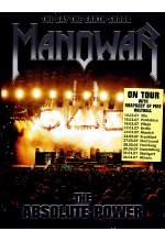 Manowar - The Day The Earth Shock  [2 DVDs] DVD-Cover