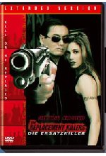 The Replacement Killers - Extended Version DVD-Cover