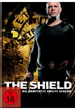 The Shield - Season 2  [4 DVDs] DVD-Cover