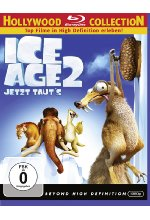 Ice Age 2 - Jetzt taut's Blu-ray-Cover
