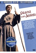 Franz von Assisi DVD-Cover