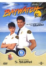 Baywatch - 5. Staffel  [6 DVDs] DVD-Cover