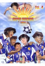 Super Kickers 2006 - Captain Tsubasa Vol. 4 DVD-Cover